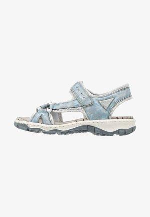 Walking sandals - heaven/silverflower