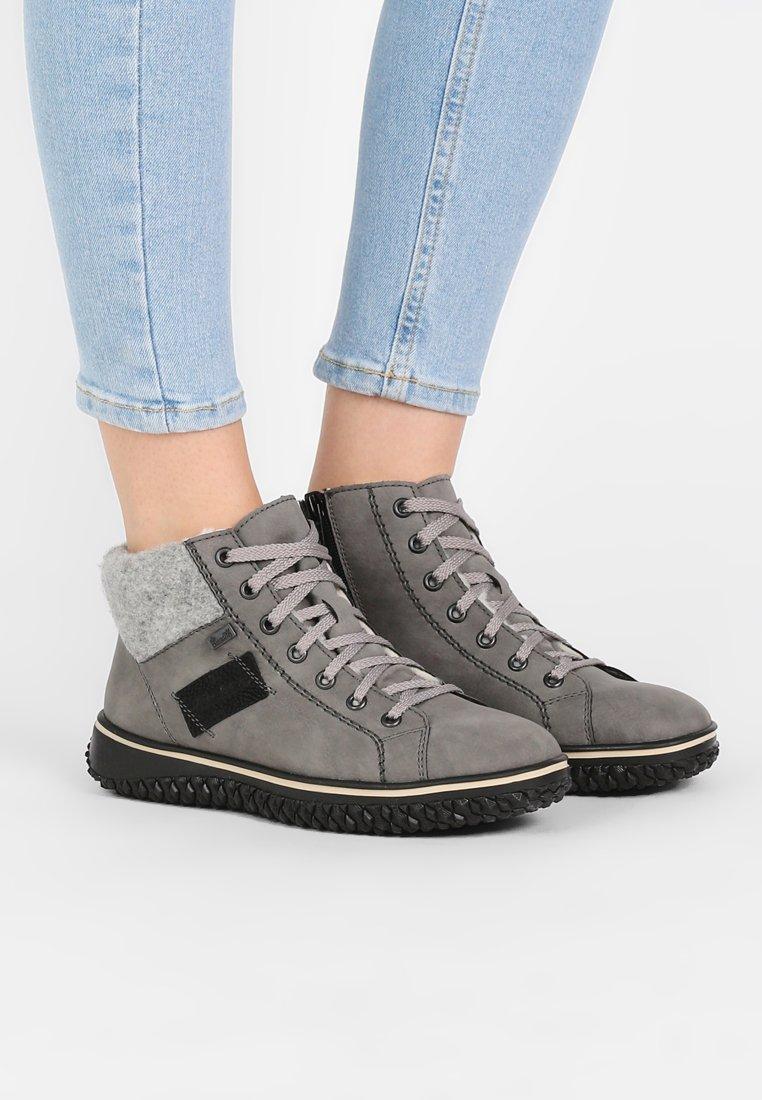 Rieker - Winter boots - grey/fog