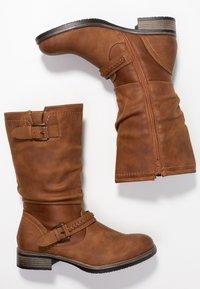 Rieker - Boots - nuss - 3