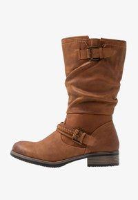 Rieker - Boots - nuss - 1