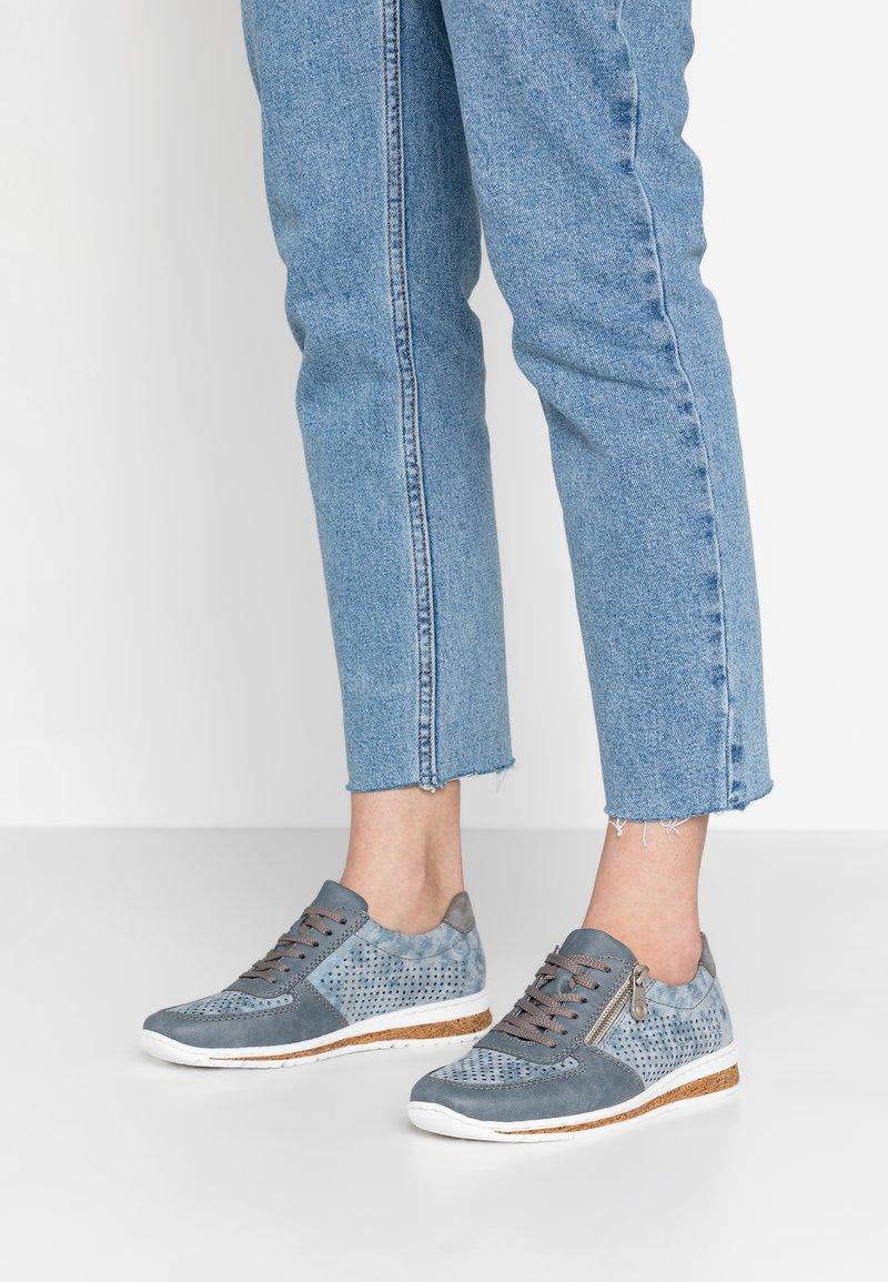 Rieker - Sneaker low - adria/heaven/grey