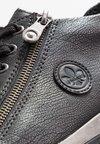 Rieker - Sneaker low - schwarz metallic/schwarz