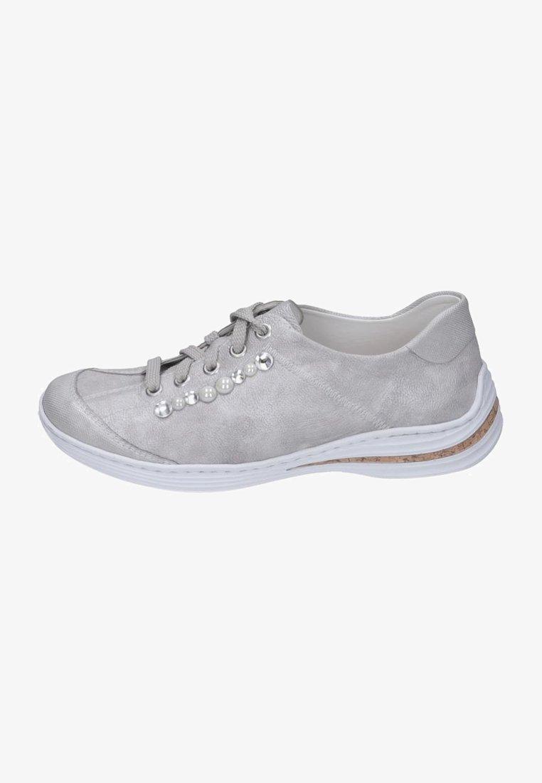 Rieker - Sneaker low - silver/frost