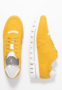 Rieker - Baskets basses - gelb/weiß - 3