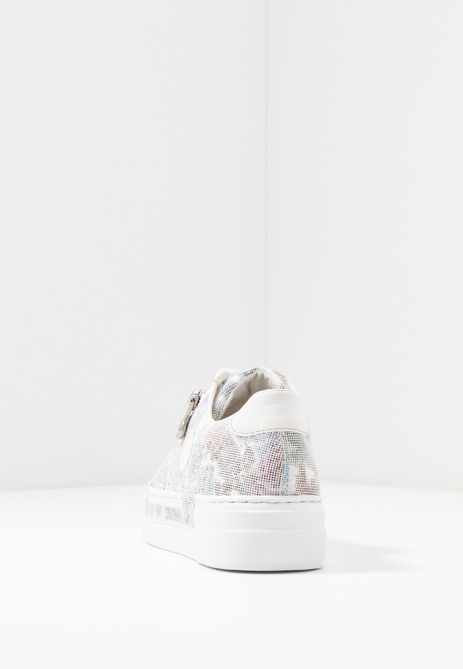 Rieker Sneaker low weißmulticolor QiaaD