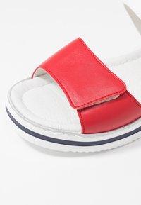 Rieker - Platform sandals - rosso/weiss/pazifik - 2
