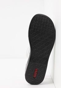 Rieker - Platform sandals - weiß/silber - 6