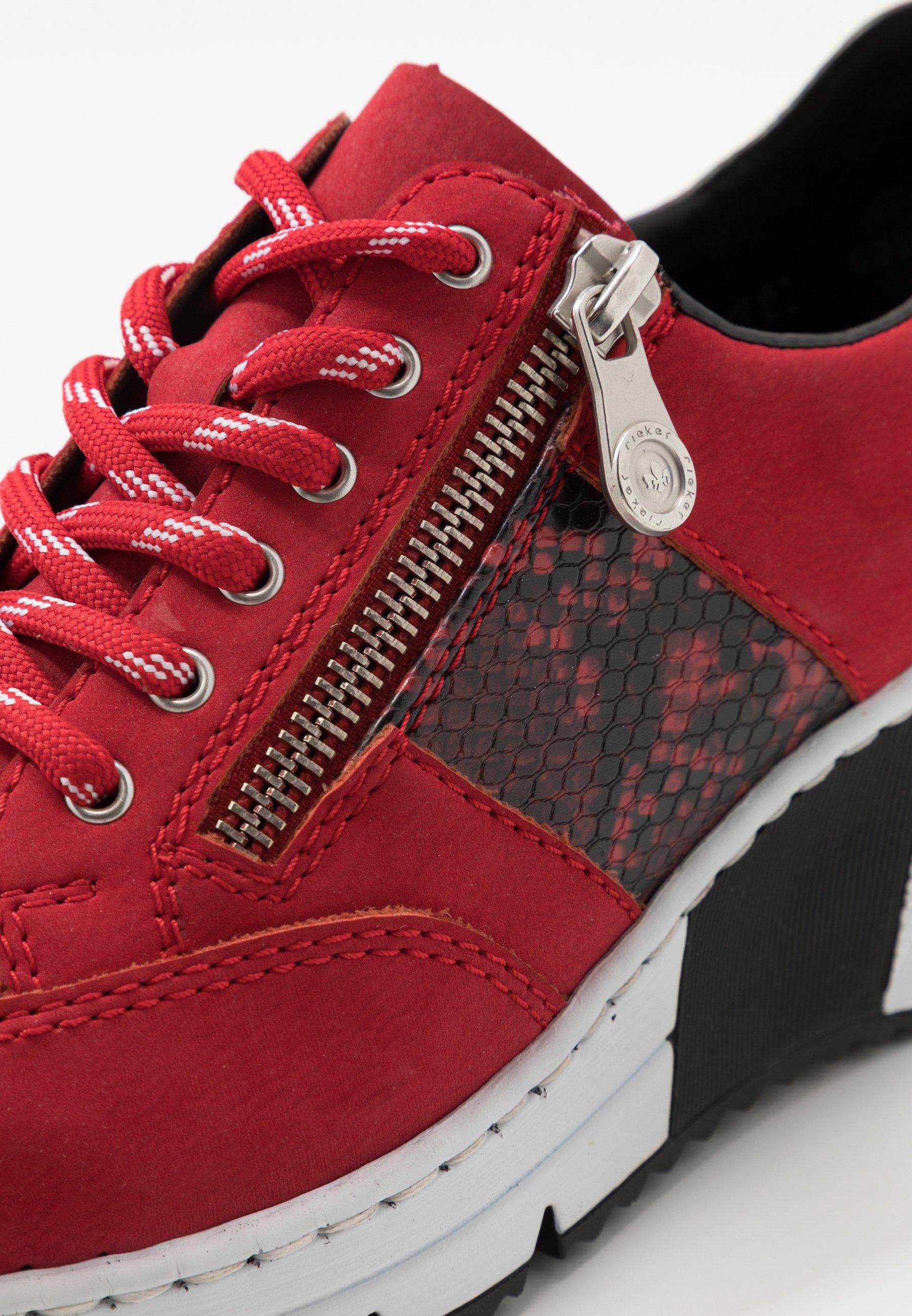 Rieker Sneaker low rose meta.domain | Zalando, Turnschuhe