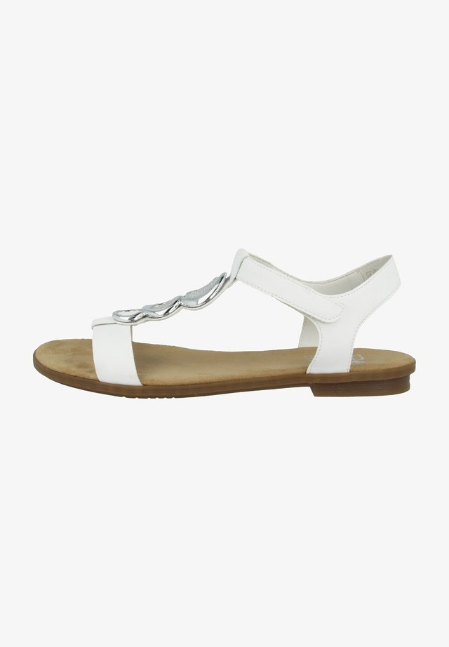 Sandals - white-bianco-ice-silver