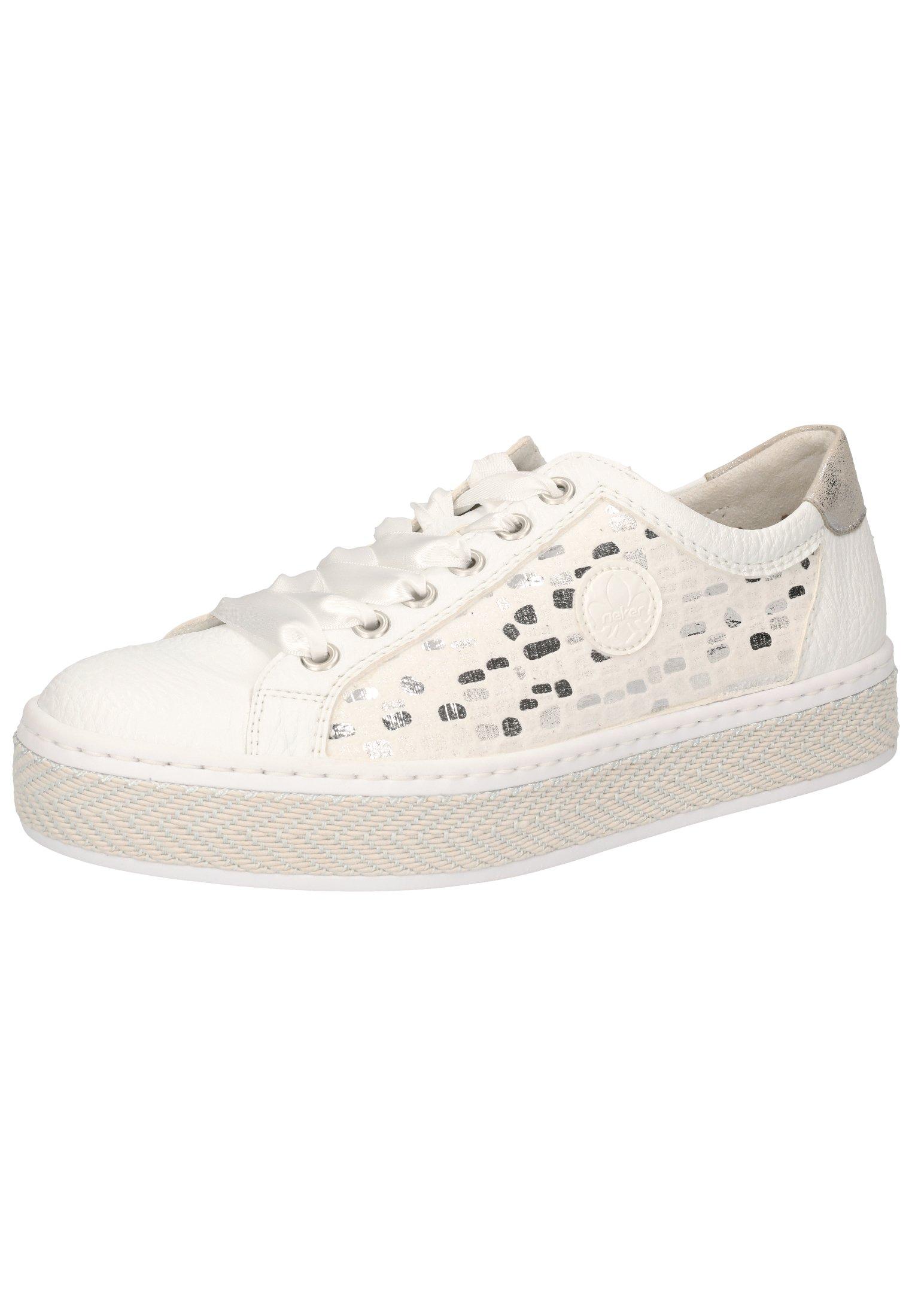Rieker 38 silbergrau Sneaker 69,90€ | eBay