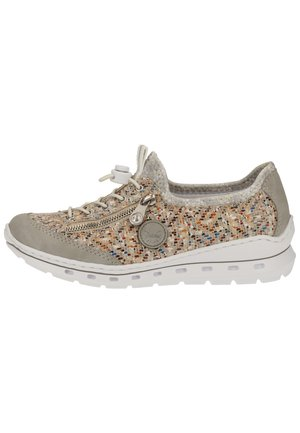 Sneaker low - cement/pebble-multi/silverflower 40