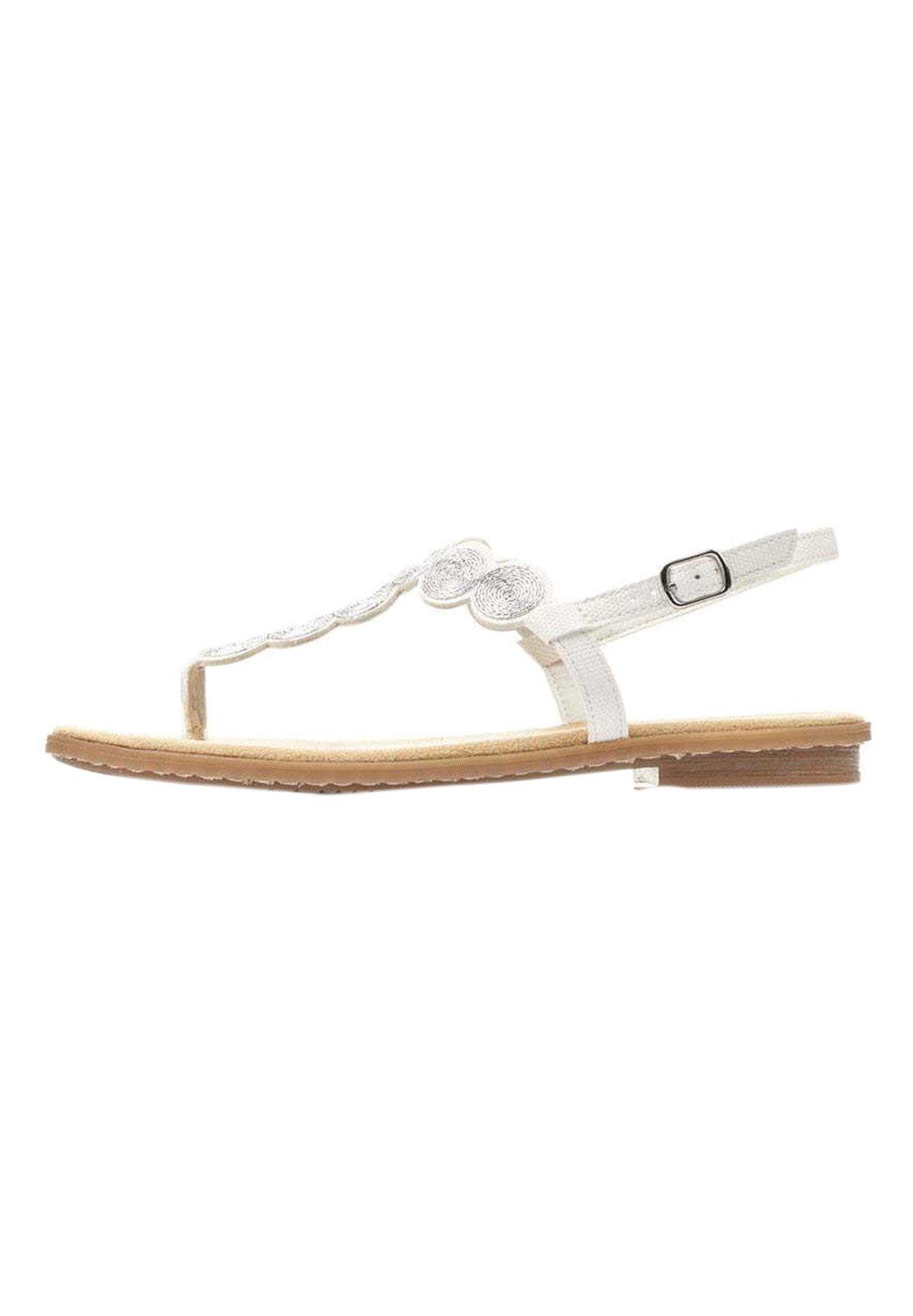 Weiße Rieker Sandalen für Damen online kaufen | Zalando