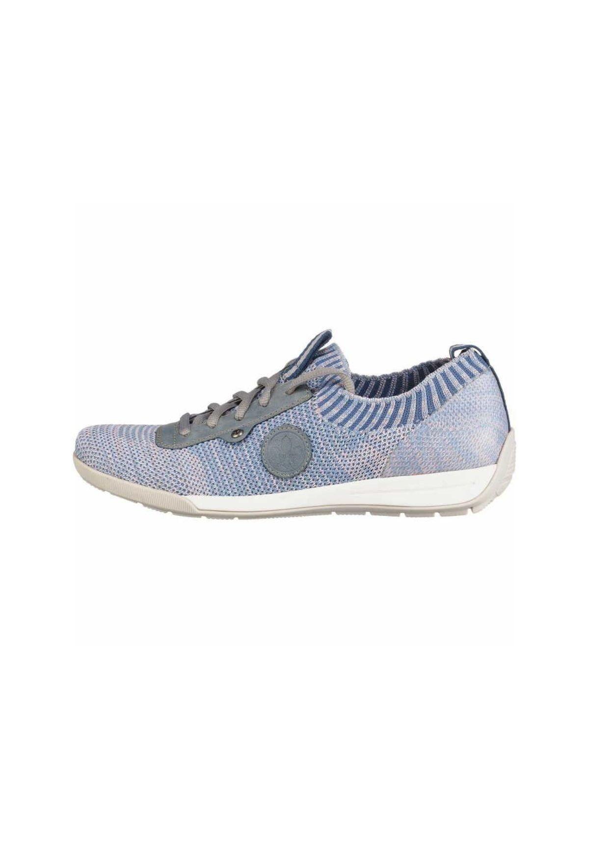Rieker Sneaker low blueroseadriaclear