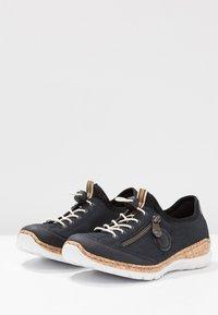 Rieker - Loafers - blue - 4