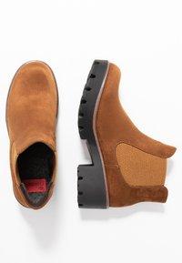 Rieker - Ankle boot - brandy - 3
