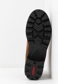 Rieker - Ankle boot - brandy - 6
