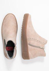 Rieker - Kotníková obuv - rosa - 3