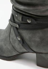 Rieker - Winter boots - smoke/black - 6