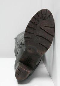 Rieker - Winter boots - smoke/black - 5