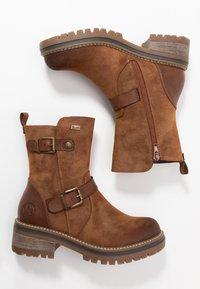 Rieker - Vinterstøvler - brown - 3