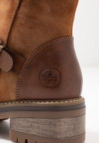Rieker - Vinterstøvler - brown - 2