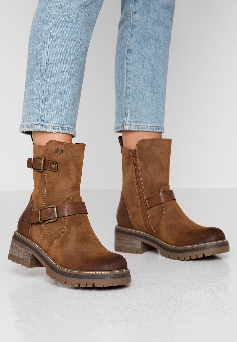 Rieker - Vinterstøvler - brown