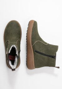 Rieker - Stivali da neve  - tanne/wood/brown - 2