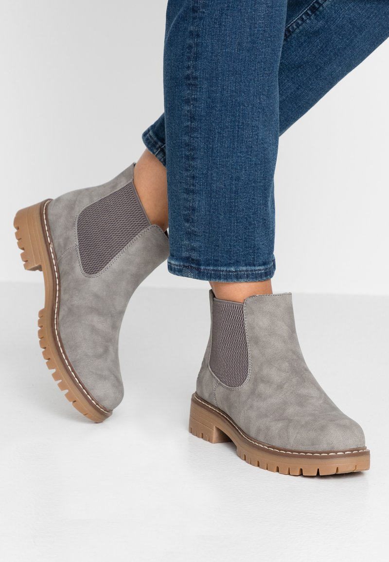 Rieker - Ankle boots - grey