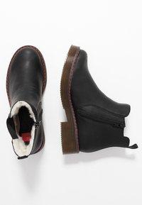 Rieker - Kotníková obuv - schwarz - 3