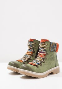 Rieker - Ankle boot - leaf/orange/multicolor - 2