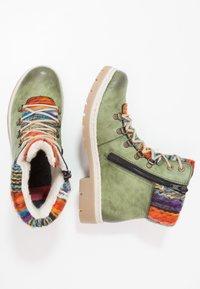 Rieker - Ankle boot - leaf/orange/multicolor - 1