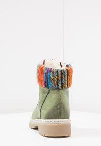 Rieker - Ankle boot - leaf/orange/multicolor - 3
