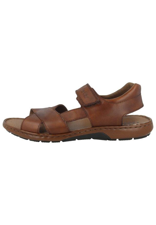 28963 - Walking sandals - peanut (28963-24)