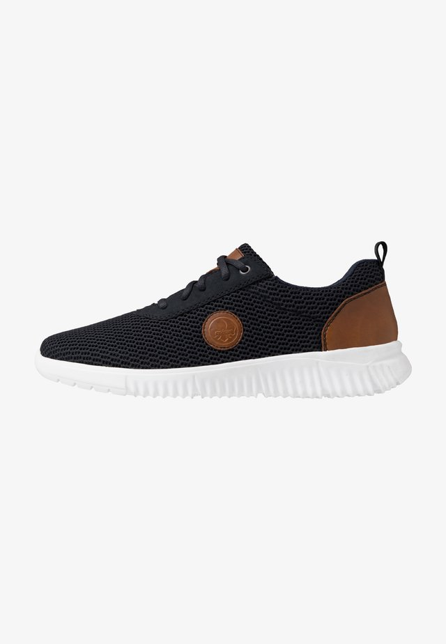 Sneakers - navy/pazifik/amaretto