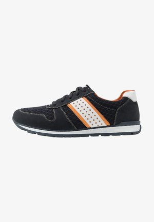 Sneakers - pazifik/navy/aperol/weiß