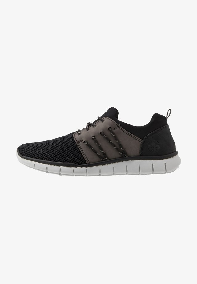 Sneaker low - schwarz/polvere