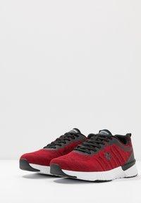 Rieker - Sneakers laag - rot/schwarz - 2