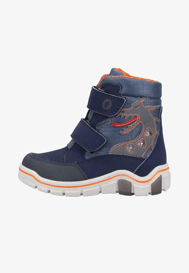 Snowboot/Winterstiefel - blue