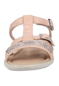Ricosta - Ankle cuff sandals - nude - 5