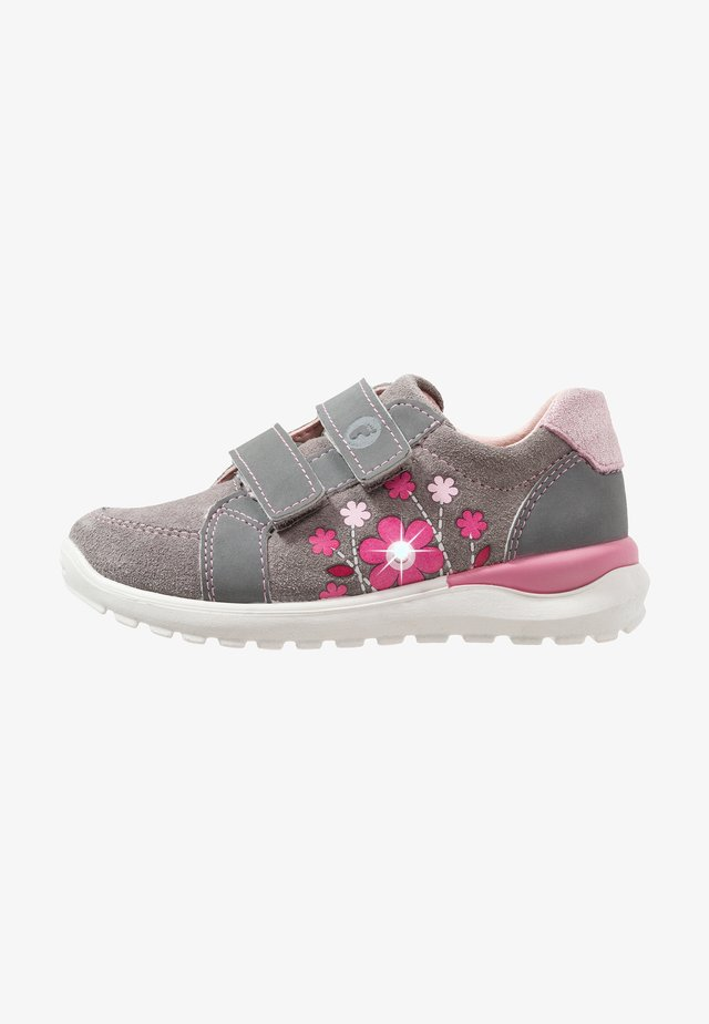 BOBBI - Sneakers - graphit/blush