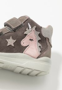 Ricosta - FANNY - Touch-strap shoes - meteor - 2