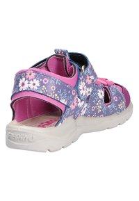 Ricosta - Walking sandals - light pink - 5