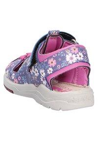Ricosta - Walking sandals - light pink - 4