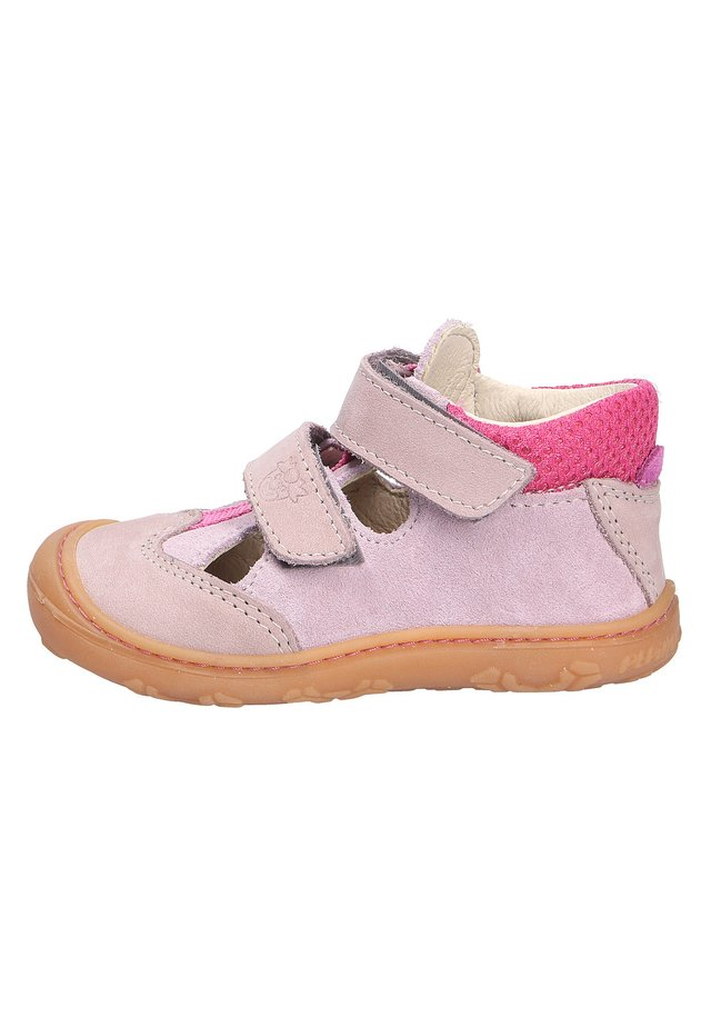 MINILETTE - Baby shoes - viola