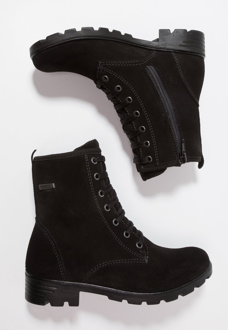Ricosta - DISERA - Lace-up ankle boots - schwarz