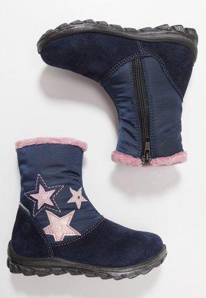 TESSA - Winter boots - nautic/marine