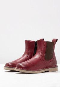 Ricosta - DALLAS - Classic ankle boots - fuchsia - 3