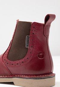 Ricosta - DALLAS - Classic ankle boots - fuchsia - 2