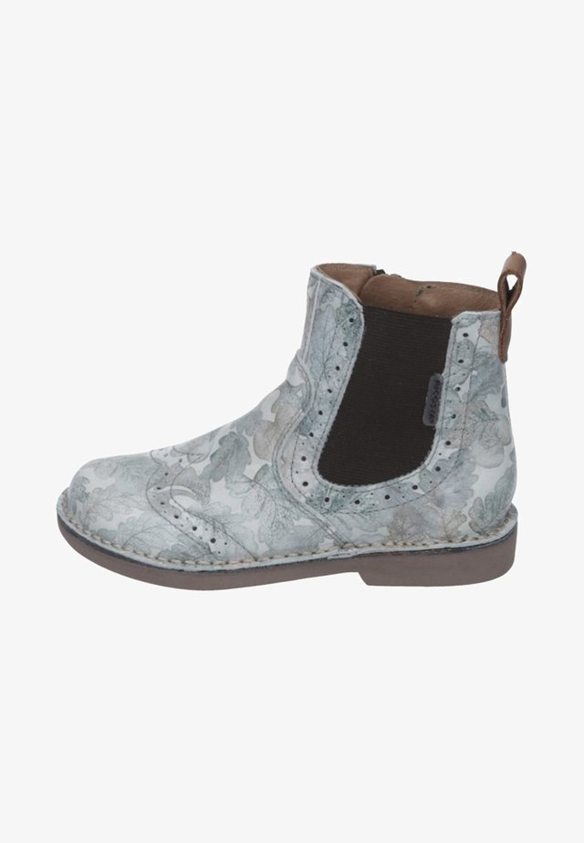 Classic ankle boots - forest
