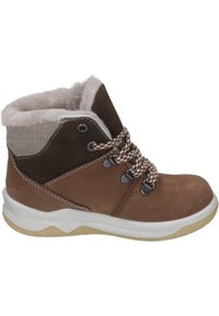 Ricosta - Lace-up ankle boots - curry/hazel/tundra - 4